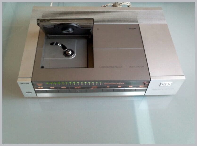 PHILIPS CD-202