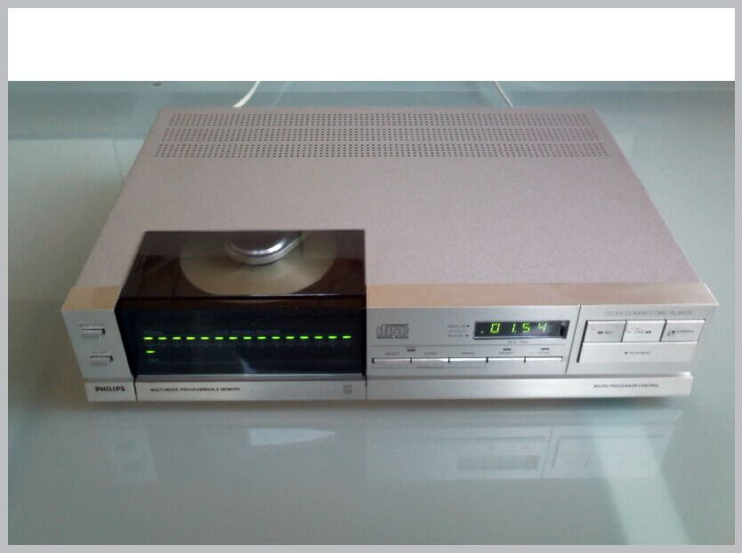 PHILIPS CD-303
