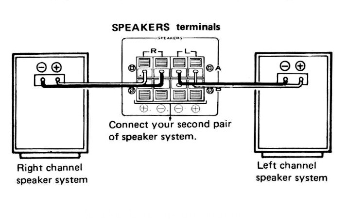 wiring diagram for 70v speakers basic speaker diagram