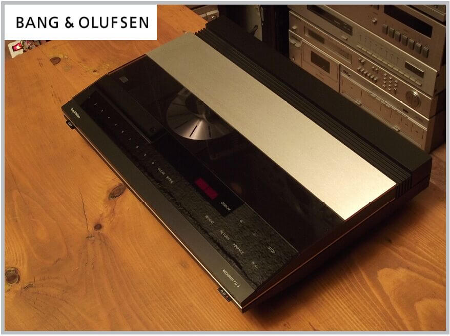 BANG & OLUFSEN BEOGRAM CD X