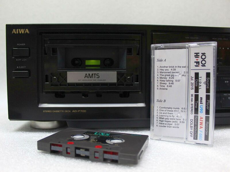 Vintage audio cassette deck collection - 1001 Hi-Fi | The