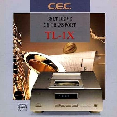 CEC cd player