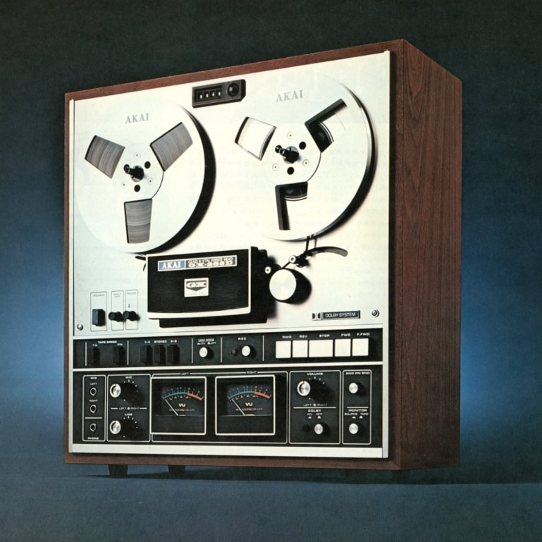 akai reel to reel