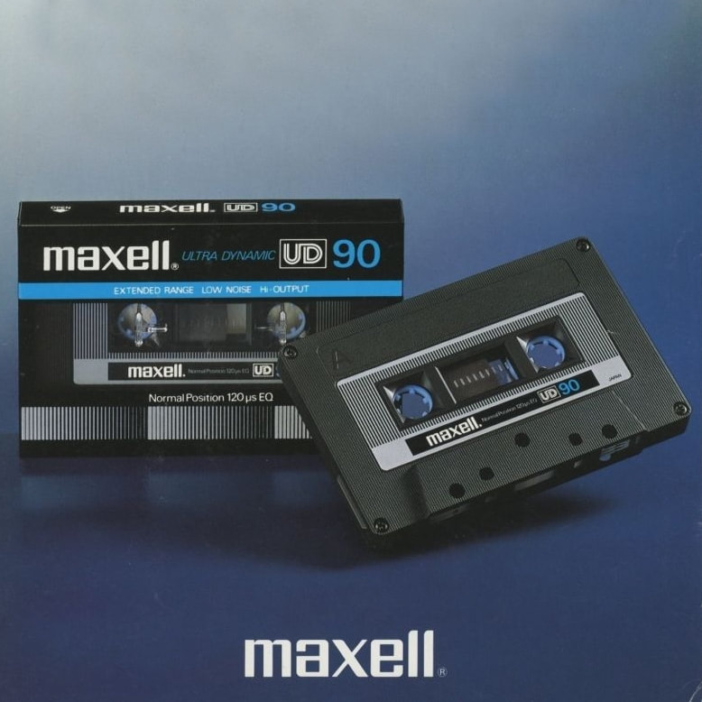 maxell UD 90