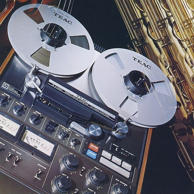 teac reel to reel