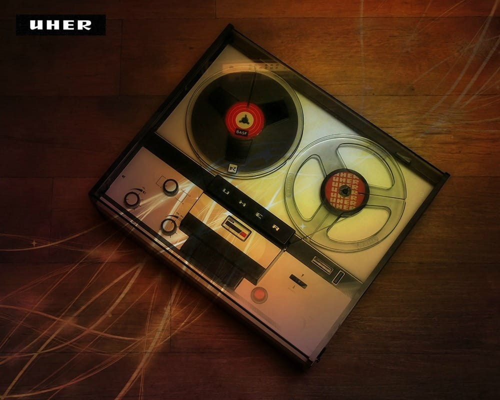 uher 724 L stereo